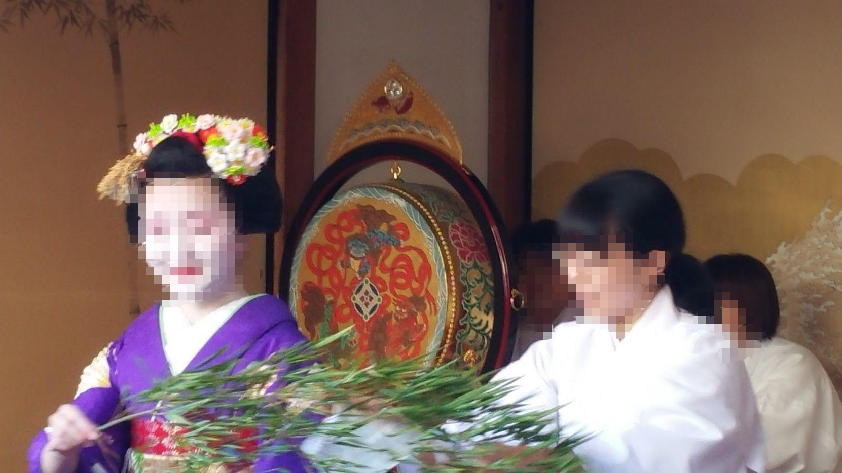 京都ゑびす神社1モザイク入